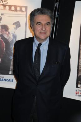 Serge Toubiana 16eme troph�es des lumi�res  2011 photo 4 sur 7