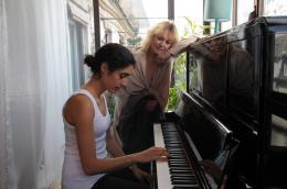 photo 6/11 - Golshifteh Farahani,Myl�ne Demongeot - Si tu meurs je te tue - © Ocean films