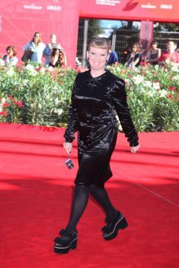 photo 23/27 - Andrea Arnold - Présentation du film Wuthering Heights, Venise 2011 - Les Hauts de Hurlevent - © Isabelle Vautier pour Commeaucinema.com