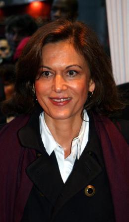Anne Fontaine Avant-Première de <i>Jean Philippe</i> - Paris, le 28 mars 2006 photo 8 sur 8