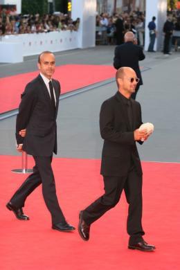 Maurice Barth�l�my Festival de Venise 2007 photo 6 sur 9