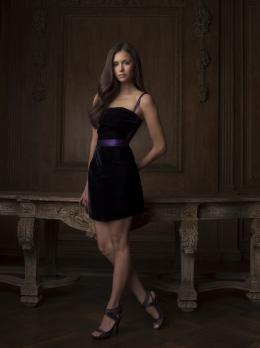 photo 11/17 - Nina Dobrev - Vampire Diaries - Saison 1 - © Warner Home Vidéo