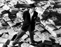 photo 12/16 - Orson Welles - Citizen Kane