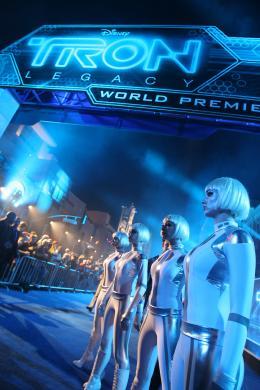 photo 20/230 - Avant premi�re Tron l'H�ritage LA - Tron L'H�ritage - © Walt Disney Studios Motion Pictures France