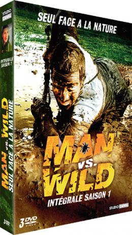 photo 1/1 - Le DVD - Man Versus Wild : Seul Face à la Nature - Saison 1 - © Studio Canal Vidéo