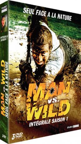 photo 1/1 - Le DVD - Man Versus Wild : Seul Face � la Nature - Saison 1 - © Studio Canal Vid�o