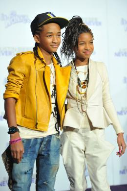 photo 12/67 - Jaden Smith et Willow Smith - Justin Bieber : Never Say Never - © Paramount