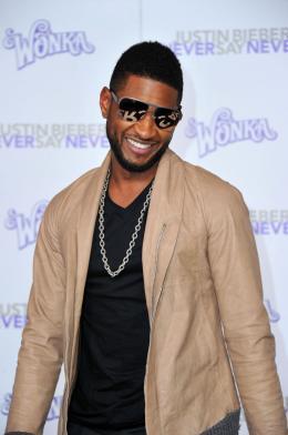 photo 7/67 - Usher - Justin Bieber : Never Say Never - © Paramount