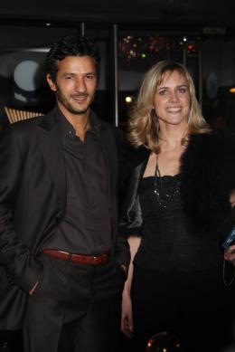 Kamel Belghazi Cérémonie des Globes de Cristal 2011 photo 2 sur 2