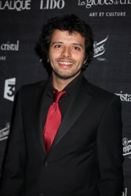 Mabrouk El Mechri Cérémonie des Globes de Cristal 2011 photo 1 sur 5