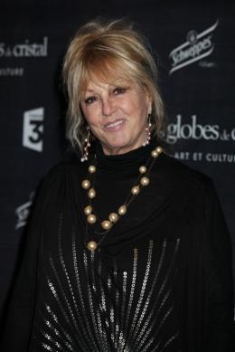 Mylène Demongeot Cérémonie des Globes de Cristal 2011 photo 5 sur 24