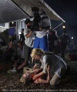 Laurie Holden The Walking Dead photo 8 sur 22