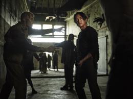 photo 27/48 - Steven Yeun - The Walking Dead - Saison 5 - © AMC