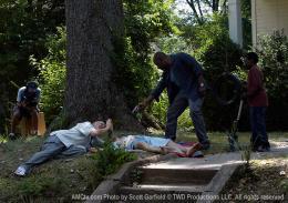 Lennie James The Walking Dead photo 4 sur 15
