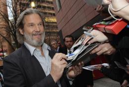 photo 64/81 - Jeff Bridges - Présentation du film True Grit au 61ème Festival international du film de Berlin 2011 - True Grit - © Paramount