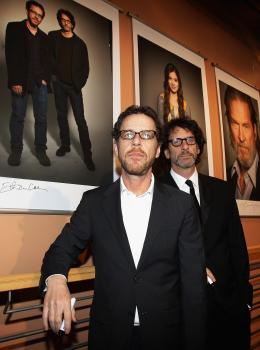 photo 67/81 - Ethan Coen et Joel Coen - Présentation du film True Grit au 61ème Festival international du film de Berlin 2011 - True Grit - © Paramount