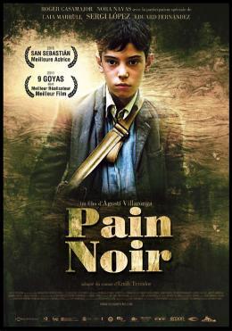 photo 7/7 - affiche française - Pain noir - © Alfama Films