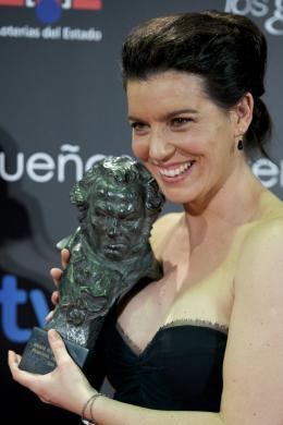 Laia Marull Cérémonie des Prix Goya 2011 Du Cinéma Espagnol photo 3 sur 5