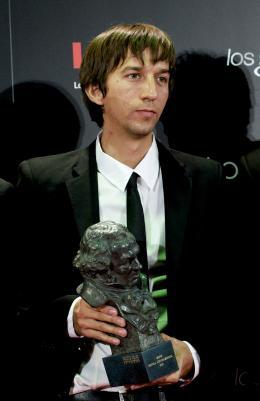 Matias Bize C�r�monie des Prix Goya 2011 Du Cin�ma Espagnol photo 1 sur 1