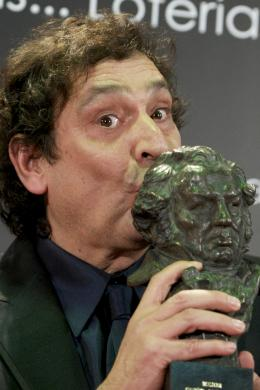 Agusti Villaronga Cérémonie des Prix Goya 2011 Du Cinéma Espagnol photo 2 sur 2