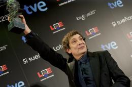 Agusti Villaronga Cérémonie des Prix Goya 2011 Du Cinéma Espagnol photo 1 sur 2