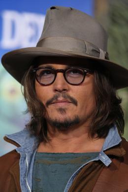 photo 24/42 - Johnny Depp - Avant-première du film Rango à Los Angeles - Février 2011 - Rango - © Paramount