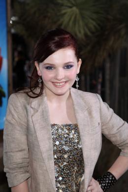 photo 34/42 - Abigail Breslin - Avant-première du film Rango à Los Angeles - Février 2011 - Rango - © Paramount