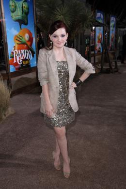 photo 32/42 - Abigail Breslin - Avant-première du film Rango à Los Angeles - Février 2011 - Rango - © Paramount