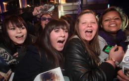 photo 32/67 - Avant-première du film Justin Bieber : Never Say Never - Février 2011 - Justin Bieber : Never Say Never - © Paramount