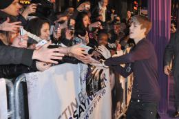 photo 34/67 - Justin Bieber - Avant-première parisienne du film Never Say Never - Justin Bieber : Never Say Never - © Paramount