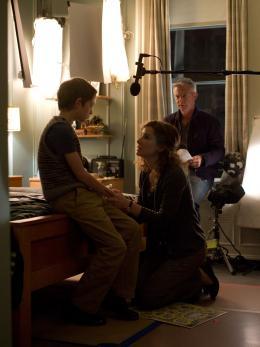 photo 7/59 - Thomas Horn, Sandra Bullock, Stephen Daldry - Extrêmement fort et incroyablement près - © Warner Bros