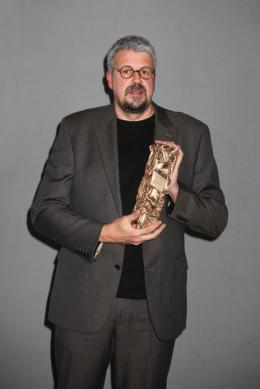 Sylvain Chomet 36e C�r�monie Des C�sar 2011 - 25 F�vrier 2011 photo 1 sur 3