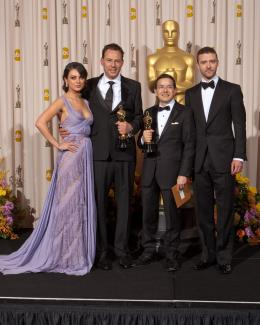 Shaun Tan 83�me C�r�monie des Oscars 2011 photo 1 sur 1