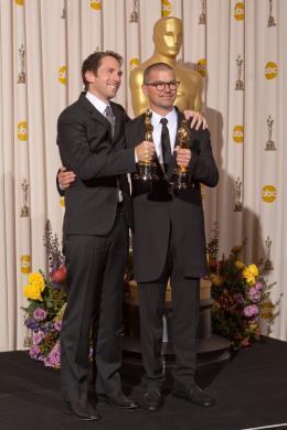 Angus Wall 83ème Cérémonie des Oscars 2011 photo 2 sur 2