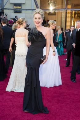 Sharon Stone 83�me C�r�monie des Oscars 2011 photo 8 sur 88