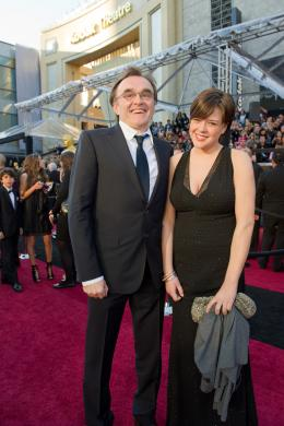 Danny Boyle 83�me C�r�monie des Oscars 2011 photo 7 sur 34