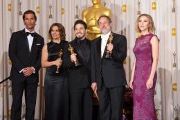 Gary Rizzo 83ème Cérémonie des Oscars 2011 photo 1 sur 1