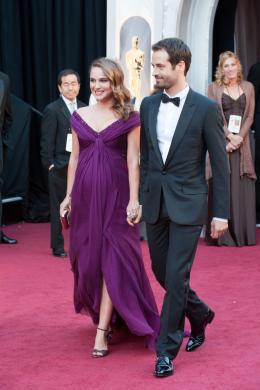 Benjamin Millepied 83ème Cérémonie des Oscars 2011 photo 2 sur 5