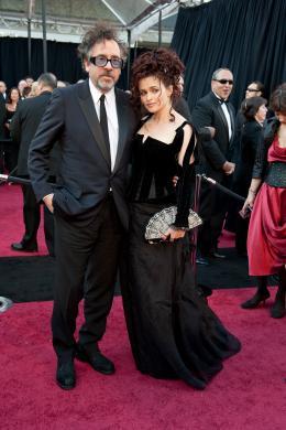 Tim Burton 83�me C�r�monie des Oscars 2011 photo 9 sur 145