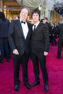 Hans Zimmer 83ème Cérémonie des Oscars 2011 photo 5 sur 6