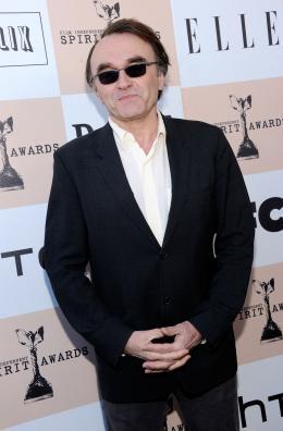 Danny Boyle Cérémonie des Spirit Awards 2011 photo 10 sur 35