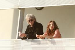photo 4/9 - Bob Geldof et Izia Higelin - Mauvaise fille - © ARP Sélection