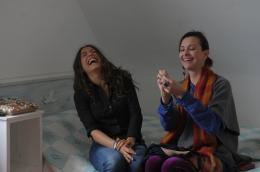 photo 7/9 - Izia Higelin et Carole Bouquet - Mauvaise fille - © ARP Sélection