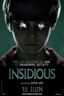 photo 10/11 - Affiche - Insidious - © Wild Bunch Distribution