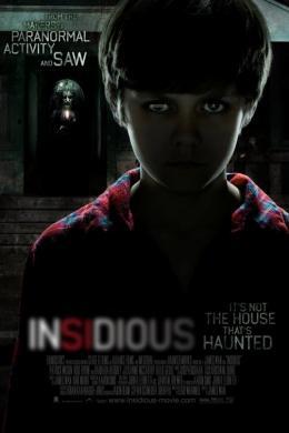 photo 11/11 - Affiche - Insidious - © Wild Bunch Distribution