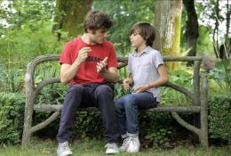 photo 7/9 - Jules Sagot et Aur�lio Cohen - Tu seras un homme - © Zelig Films distribution