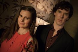 Louise Brealey Sherlock - Saison 3 photo 2 sur 5