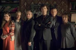 Rupert Graves Sherlock - Saison 3 photo 1 sur 6