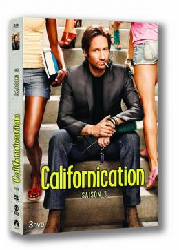photo 1/1 - Coffret DVD - Californication - Saison 3 - © Paramount Home Entertainment