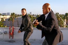 photo 23/24 - Chris O'Donnell, LL Cool J - saison 1 - NCIS : Los Angeles - Saison 1 - © Paramount